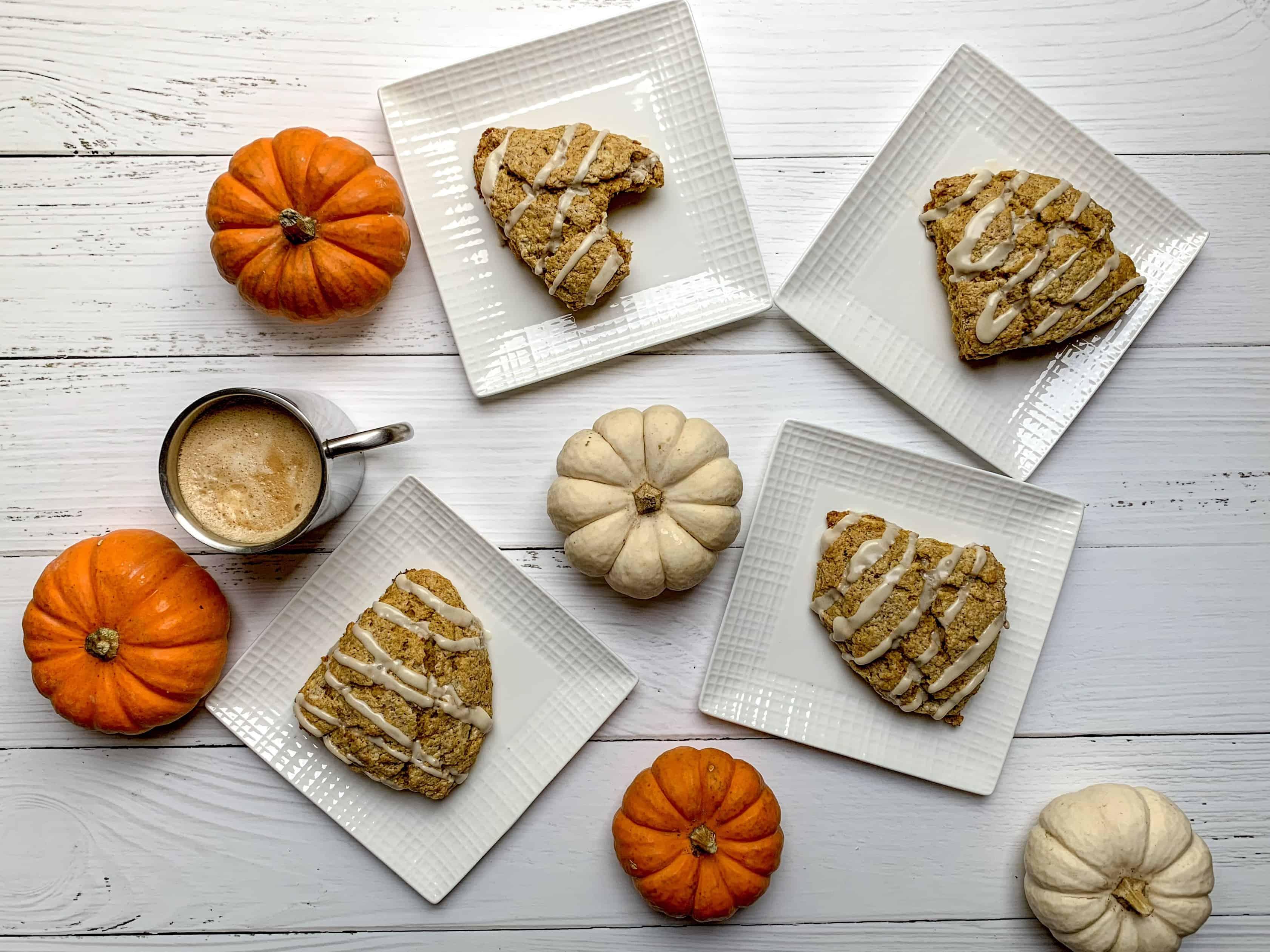 pumpkins scones for everyone