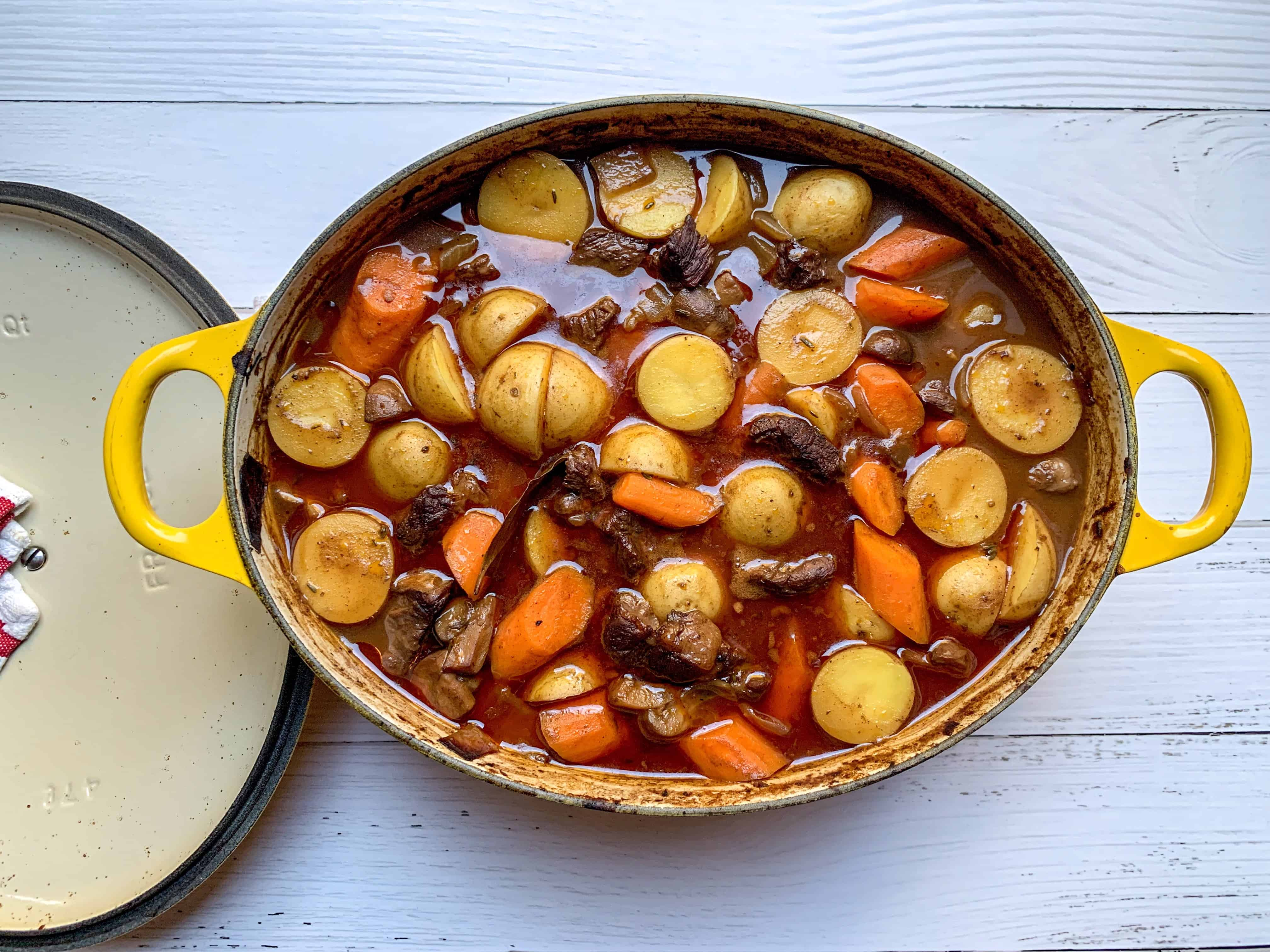 12+ Beef Stew with Carrots, Potatoes, and Mushrooms   Worn Slap Out Fotos