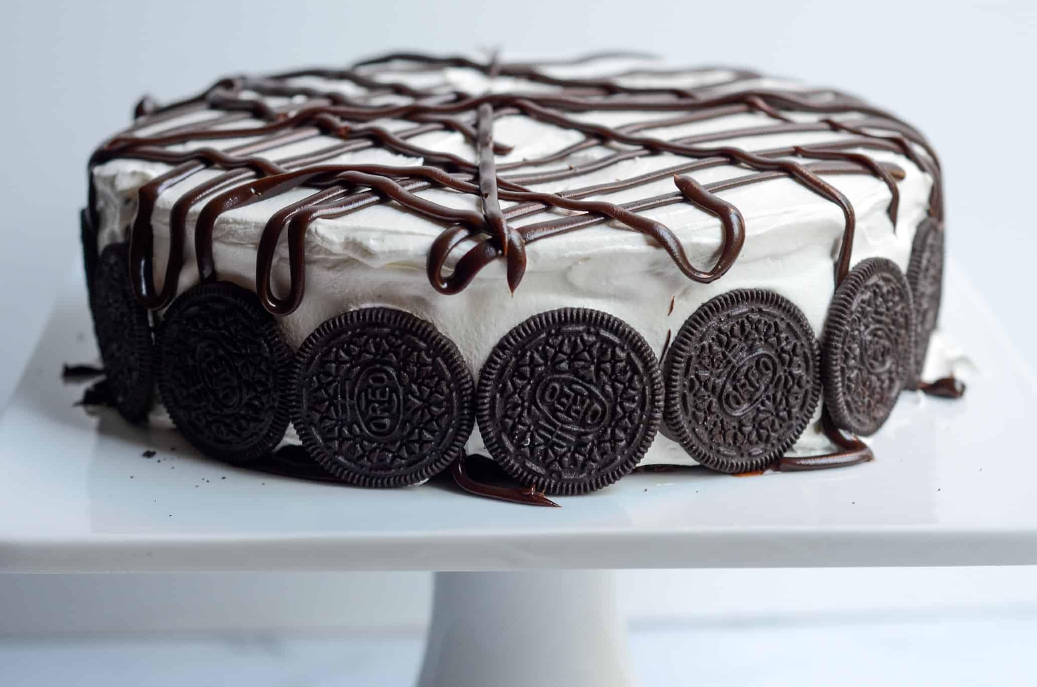cookies and cream ice cream cake