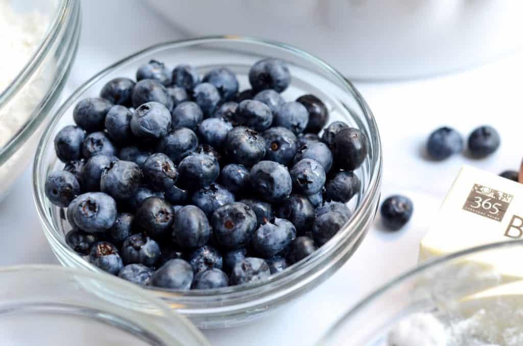 blueberries are fresh year round